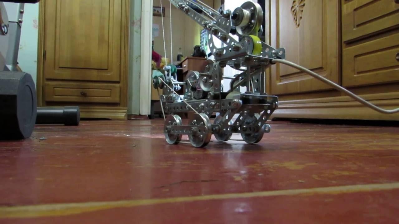 Как сделать кран из конструктора фото 542