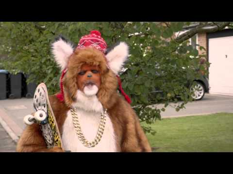 The Urban Fox - The Keith Lemon Sketch Show