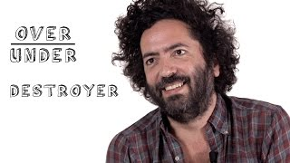 Destroyer - Over/Under