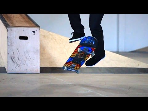 HOW TO 360 SHOVE IT THE EASIEST WAY TUTORIAL
