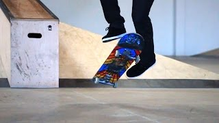HOW TO 360 POP SHOVE IT THE EASIEST WAY TUTORIAL