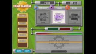 Seri Asrama #1 Trivia Machine