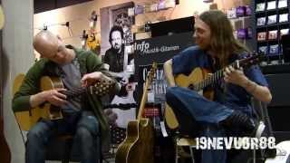 Gambar cover Mike Dawes & Petteri Sariola - Somebody That I Used To Know (Gotye) Live (2013) HD HQ
