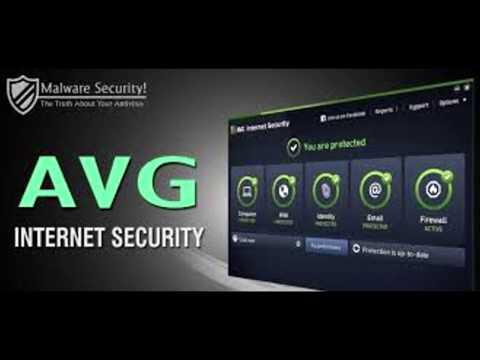 AVG INTERNET SECURITY KEY 2017**