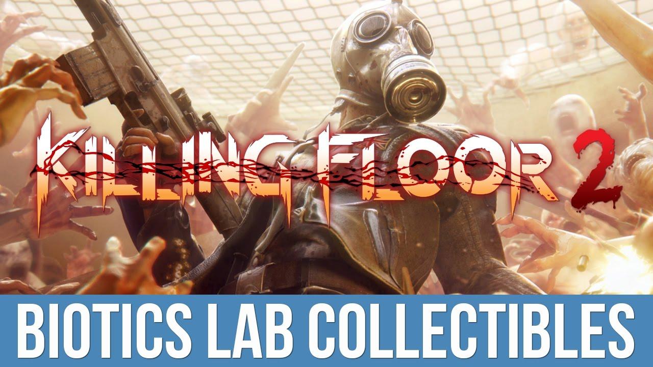 Killing Floor 2 Biotics Bling Trophy Achievement Guide