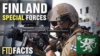Interesting Facts About Finland Special Forces (Utti Jaeger Regiment)