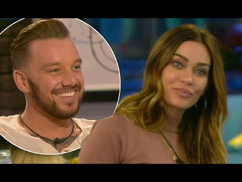 Jasmine Waltz shoots down romance with Jamie O'Hara    as he says he would like to sleep with her