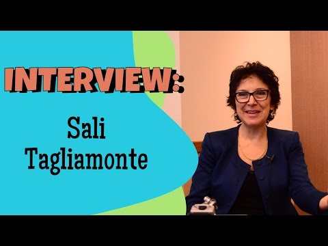Interview with Sali Tagliamonte