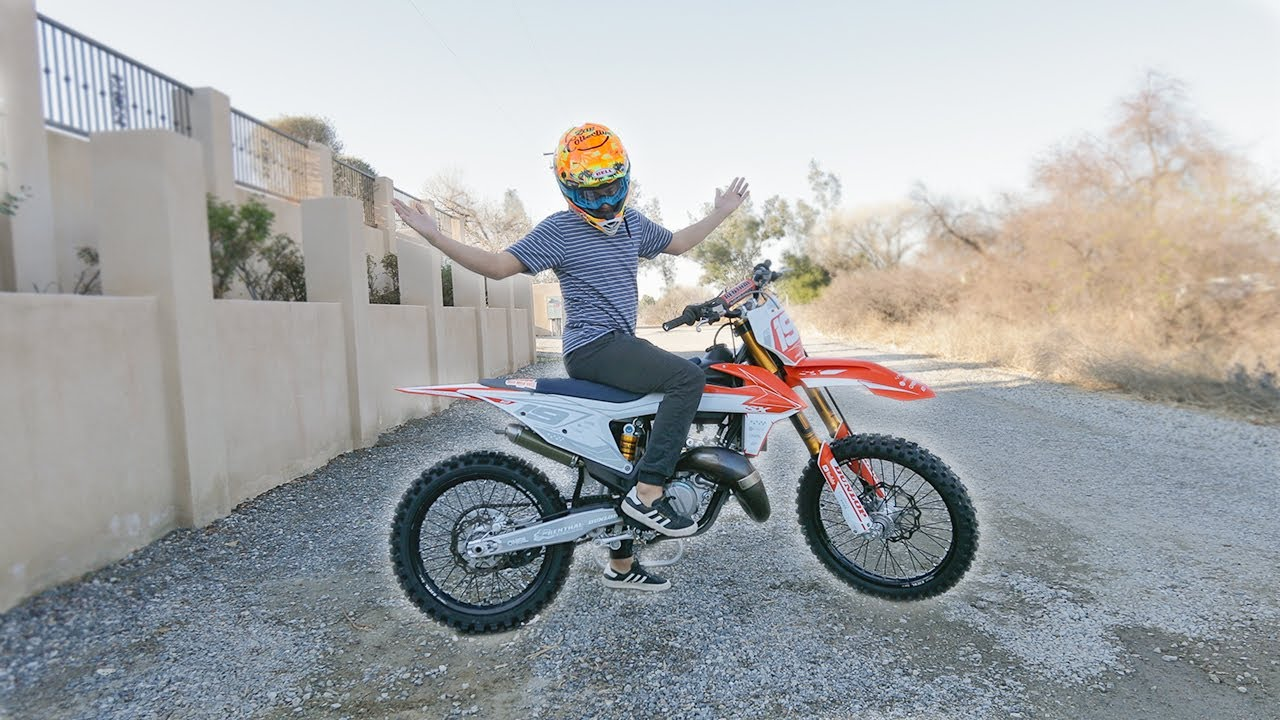 Why im Selling The KTM 150