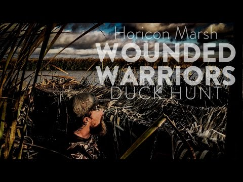 Horicon Marsh Wounded Warriors Duck Hunt