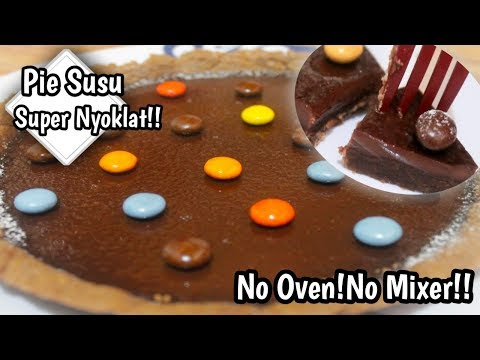 pie-susu-teflon|no-oven|no-mixer!