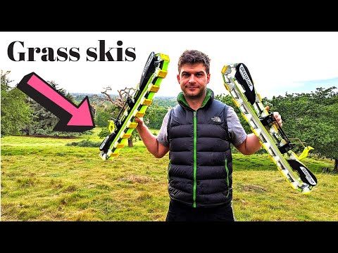 Introduction to Grass Skiing