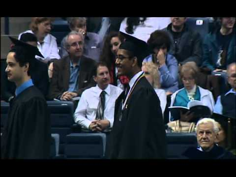 UConn School of Engineering Commencement 2014