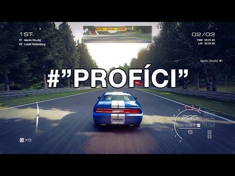 """GRID Autosport #""""PROFÍCI"""""""