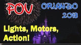 POV - Lights, Motors, Action!  - Disney's Hollywood Studios - Walt Disney World