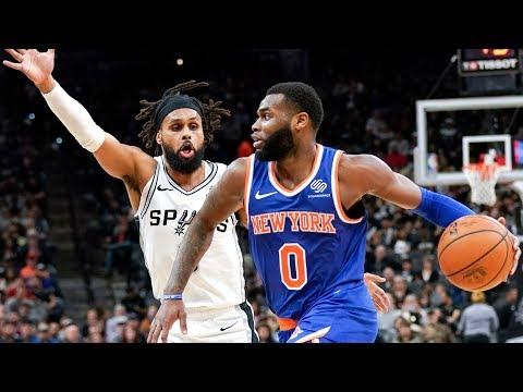Spurs 7 Game Win Streak! 40 Wins! 2018-19 NBA Season thumbnail