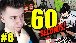 NADZIEJA UMIERA OSTATNIA, UDA MI SIĘ! (60 Seconds! #8)