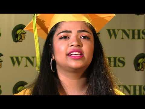 Williamsville North High School Graduation - June 28, 2020