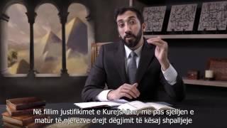 06. Ta njohësh suren el-Kasas - Nouman Ali Khan