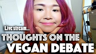 THOUGHTS ON VEGAN GAINS & ROAMING MILLENNIAL DEBATE and more...