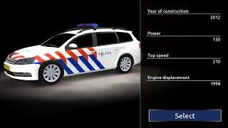 Autobahn Police Simulator iOS