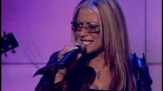 Anastacia - Cowboys and kisses (Live on