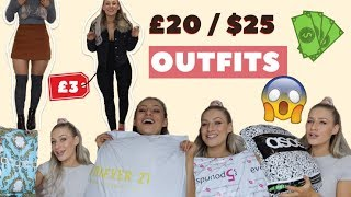 £20 / $25 AUTUMN OUTFITS 2018 | ASOS, FOREVER 21, BOOHOO & MORE