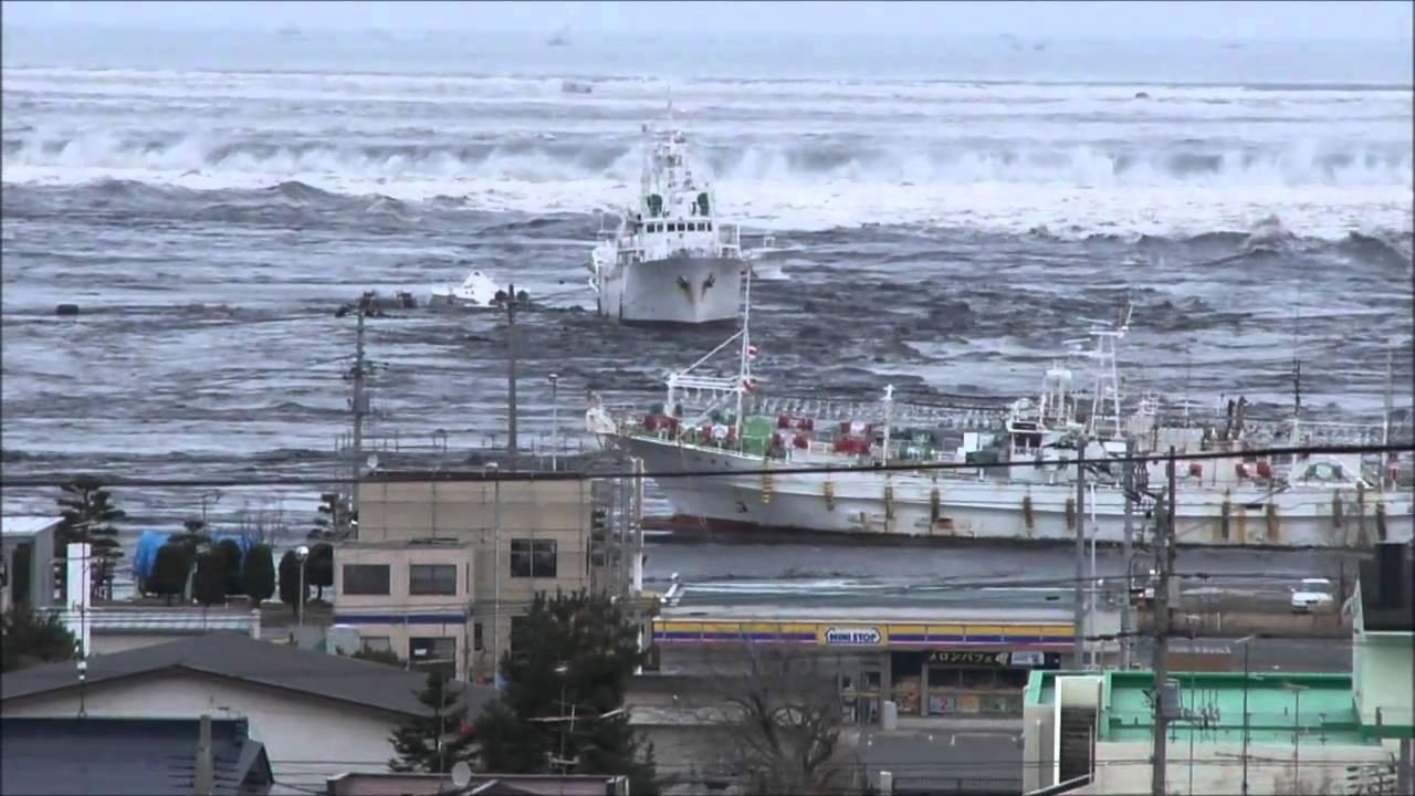 2011.3.11 八戸港 津波 (Hachinohe Tsunami)