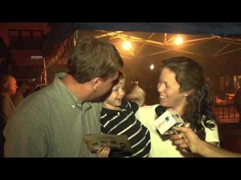 Downtown Saratoga: Travers Eve