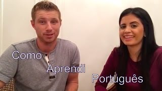 como eu aprendi o português sozinho com laíz casagrande?