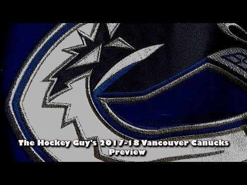 2017-18 Vancouver Canucks Season Preview