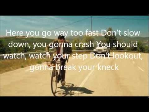 Crash - Matt Willis (Lyrics) (Mr Bean Holiday)