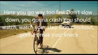 Crash - Matt Willis (Lyrics) (Mr Bean Holiday)