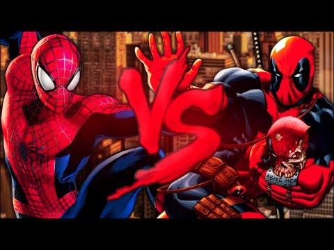 Homen Aranha VS. Deadpool | Ft - DKZ & Hericksom