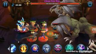 How to passed Boss abyss 20 Magic Legion