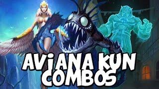 Best Aviana + Kun OTK Combos