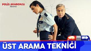 Üst Arama Tekniği - Polis Akademisi Alaturka