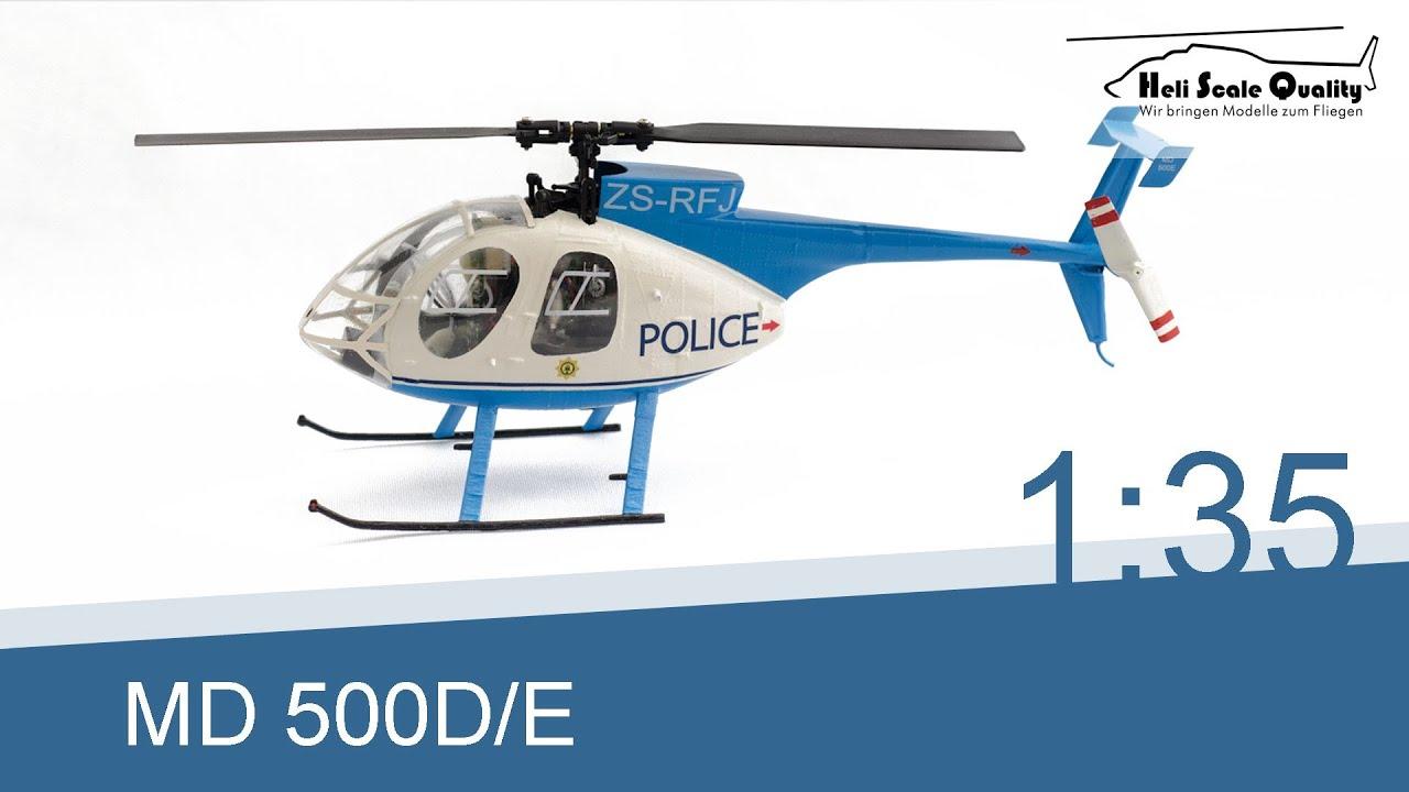 Hughes / MD 500C/D