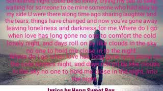 ស្រក់ទឹកភ្នែកមិនមែនគ្មានបញ្ហា-English version(with lyrics)