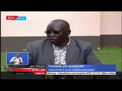 Aliyekuwa inspekta generali David Kimaiyo atoa madai ya kura za uchaguzi kuibiwa Elgeyo Marakwet