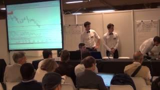 Finale des DUELS de TRADING FOREX 2014: Julien MONTEIRO vs Davide Biocchi 1/6