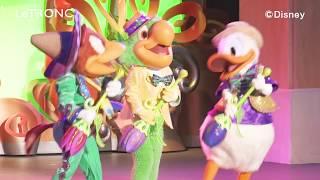 この夏必見! ディズニーランドでショー「レッツ・パーティグラ! 」がスタート thumbnail