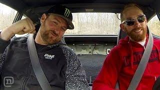 Chris Forsberg & Vaughn Gittin Jr. Drift Garage How To Questio…