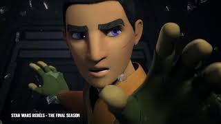 ►The Final Episodes Star Wars Rebels | Финальные серии Звёздные Войны: Повстанцы (Saint-Sound TV)
