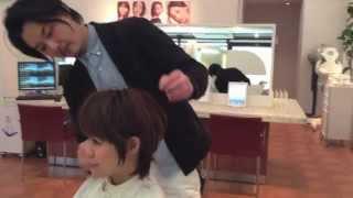 Repeat youtube video 『ショートヘアを切ってみた』