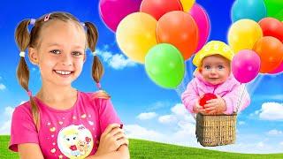 Ballon - Kinderlied   Maya und Mary