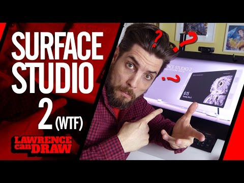 Surface Studio 2...