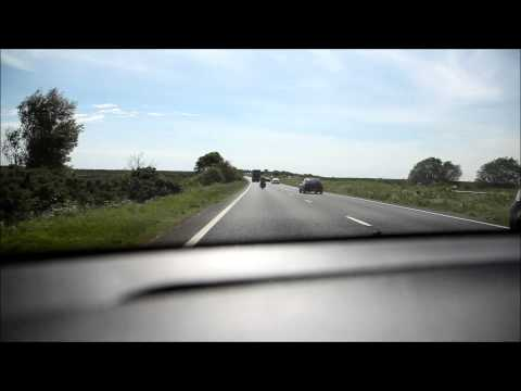 New Forest National Park, Hampshire, England: A31