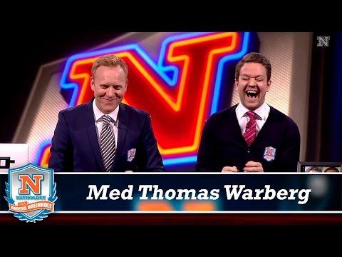 Grænsepatruljen med Thomas Warberg