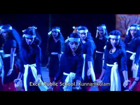 Eni varunna thalamurakku Excel Public School Annual Day 2013 14